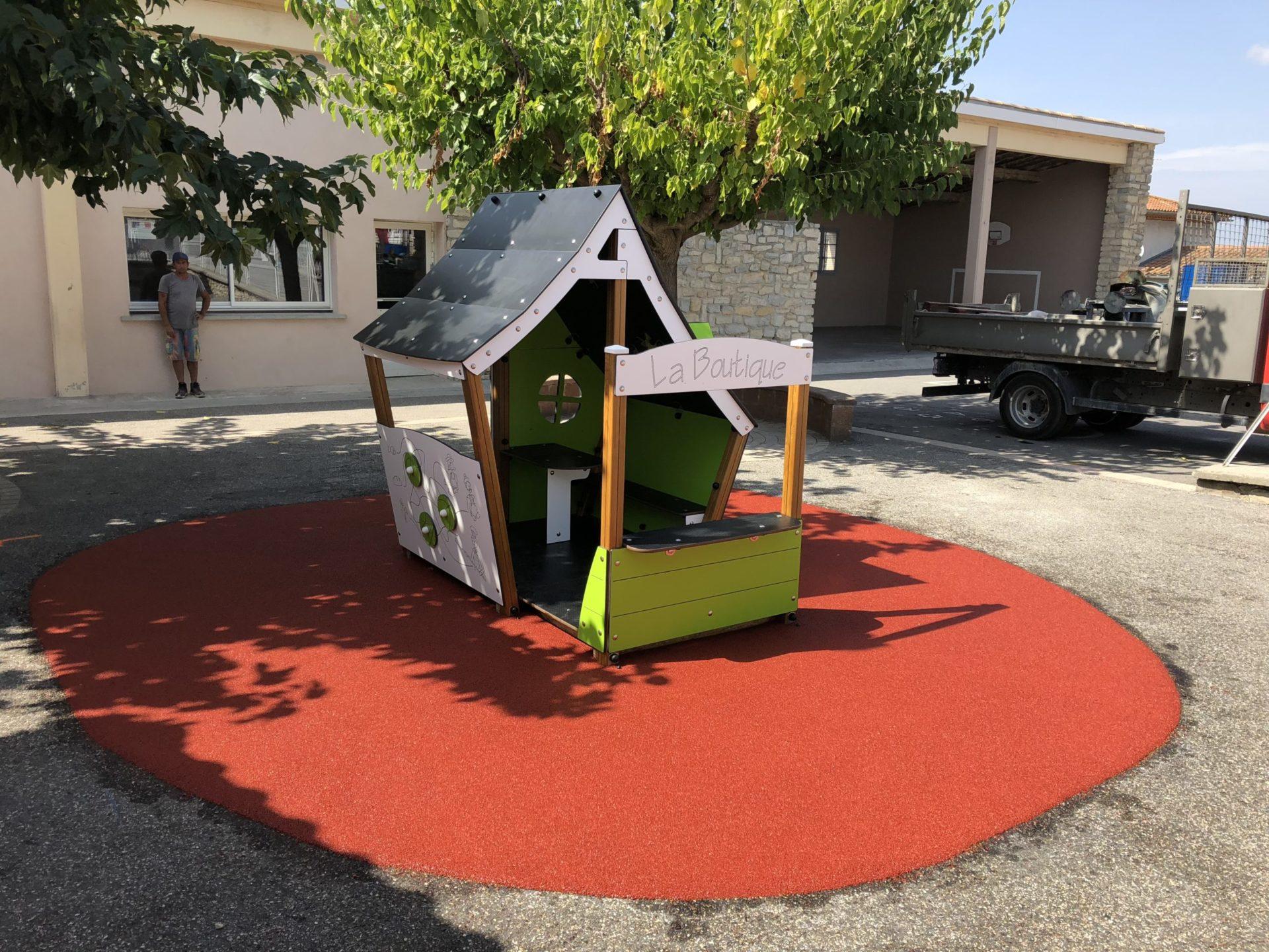 maisonette pour enfants