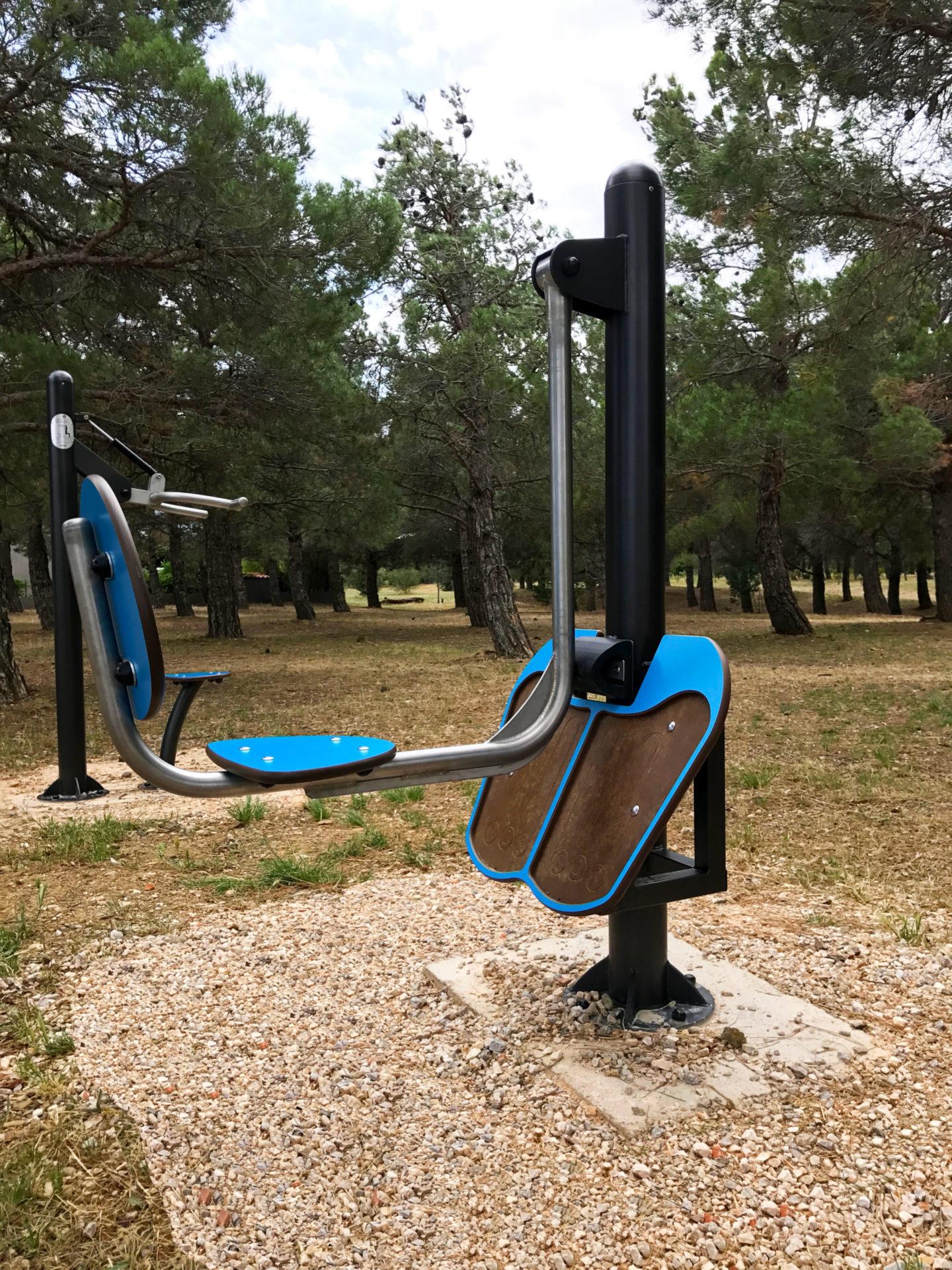 machine de fitness